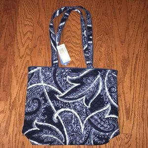 Vera Bradley Iconic Tote Bag - Indio pattern